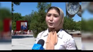 Скачать Karimov Bobomiz Haqida Uzbek Qizi Yozgan Sher