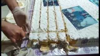 День рождения 'Bishkek Park' и Самый большой торт!