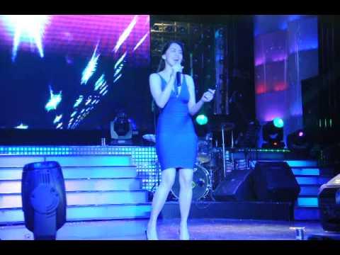 Marian Rivera hát tại Việt Nam