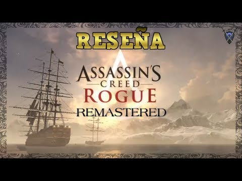 Assassin's Creed Rogue Remastered   Reseña   Español   Kadac Games