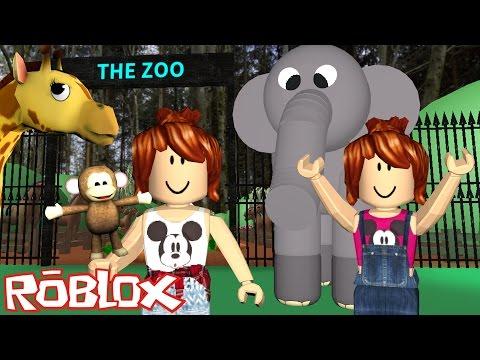Roblox - ESCAPE DO ZOOLÓGICO (Escape The Zoo Obby)
