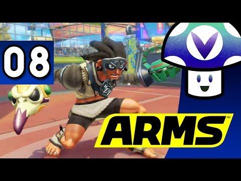 [Vinesauce] Vinny - ARMS (part 8)