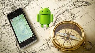 видео Обзор программ GPS-навигации для Android OS