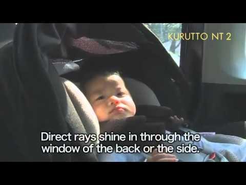 CarMate Kurutto NT2 | солнцезащитный козырек