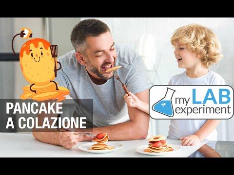 RICETTA 2: Pancake a colazione
