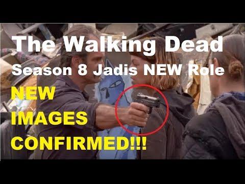The Walking Dead - Season 8 SPOILERS - Jadis' NEW Role