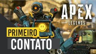 Apex Legends PS4 Primeiro Contato A Nova Era Dos Batlle Royale #EA #Batlle #Royale