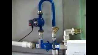 видео Байпас что это такое: для циркуляционного насоса, bypass в системе отопления, для чего нужен клапан, установка