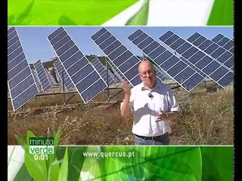 "Quercus ""Minuto Verde"" about solar energy development in Portugal"