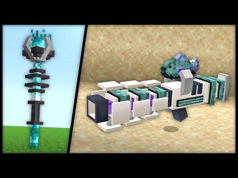 I made the dumbest 8 weapons in Minecraft... [Datapack Battle] - CommandGeek