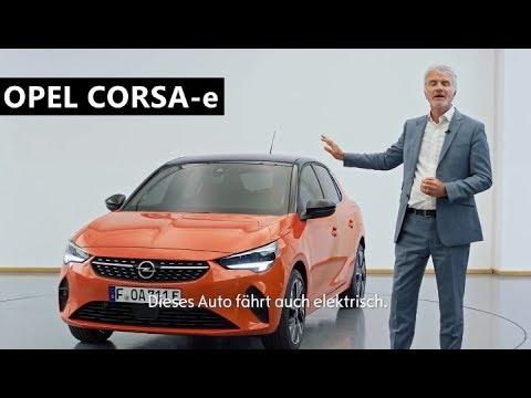 2020 Opel Corsa E Walkaround