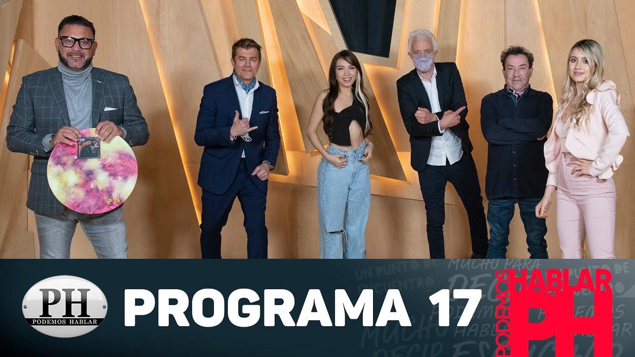Download Programa 17 (24-07-2021) - PH Podemos Hablar 2021