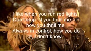 Mariah Carey ft Miguel - Beautiful (With Lyrics) clean version