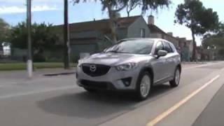2013 Mazda CX-5 Тест-драйв