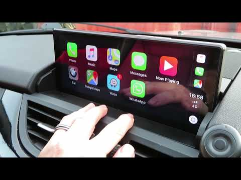 Bmw E89 Z4 Android Screen Apple Carplay And Android Auto Add On