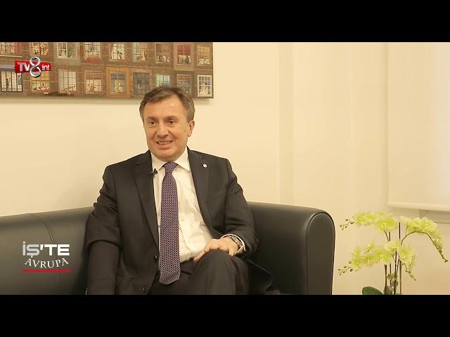 Tv8 İnt İş'te Avrupa Programı / DÜNYA TÜP BEBEK MERKEZİ