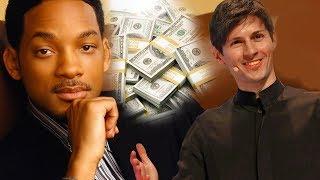 Что Думают Звезды Шоу Бизнеса и Политики о Деньгах?