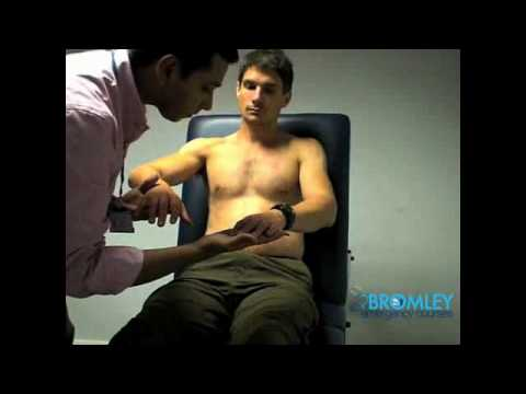 Abdomen Examination by Bromley Emergency Courses