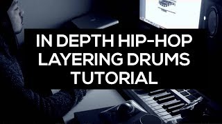 In-Depth Hip Hop Beatmaking Tutorial Ep. 01 : Laying down drums