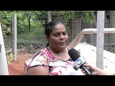 USO DE CISTERNAS POR PEQUENOS PRODUTORES RURAIS