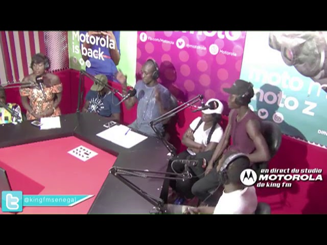 REPLAY - KING COMEDIE - Pr : DOYEN - 19 Octobre 2017 sur KINGFM