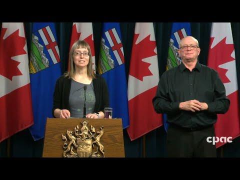 Alberta update on COVID-19 - March 18, 2020