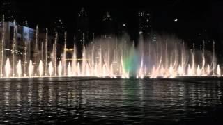 Танцующие фонтаны, Дубай. Майкл Джексон(, 2015-11-22T11:09:42.000Z)
