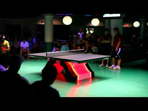 "(Ping Pong Song) ""A Game Nobody Knows!"" Wally Green & Ahyah"