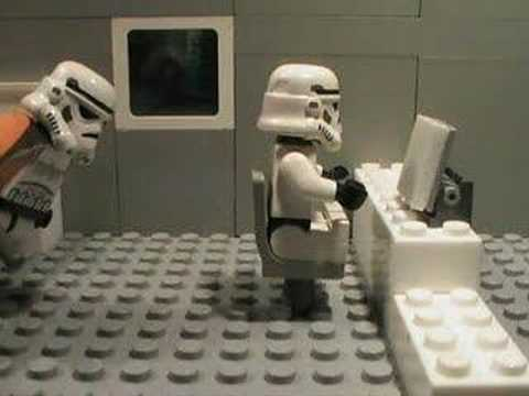 Stormtrooper office episode 1  YouTube
