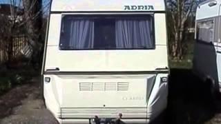 Caravan usata Adria Linea 401 del 1995 € 2750