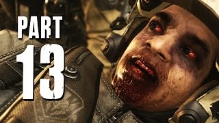 call of duty advanced warfare gameplay walkthrough part 13 throttle mission 13 60fps 1080p