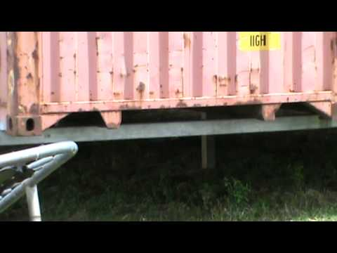 Shipping containers, 40 ft, options, BOL, retreat, some basic information Part 1.