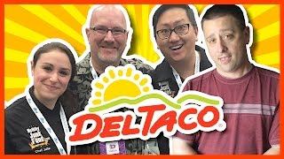 Del Taco Review With Special Guests Hellthyjunkfood And Chuckfromthebronx