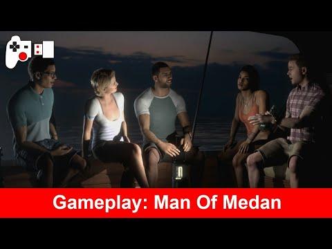 Gameplay de Man of Medan