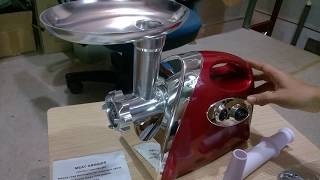 BEST WARE Electric Mill Meat Grinder 480W