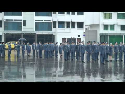 20131215 - Training Group Parade (Full version)