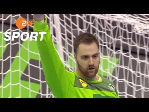 Souveräner Sieg für DHB-Team über Brasilien | Handball-WM - ZDF