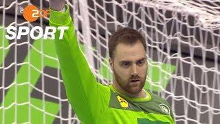 Souveräner Sieg für DHB-Team über Brasilien   Handball-WM - ZDF