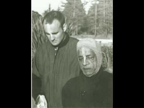 "Шиварама Свами. Подкаст от 24 мая 2021 г. ""Не забывайте о Джаянанде Прабху"""