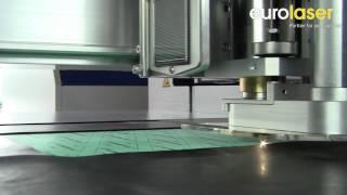 Laser cutting of seals - Laserschneiden von Dichtungen - eurolaser