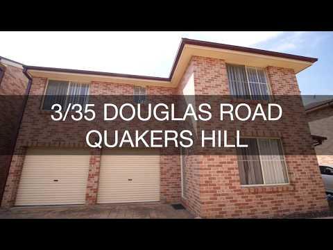 3/35 Douglas Road, Quakers Hill
