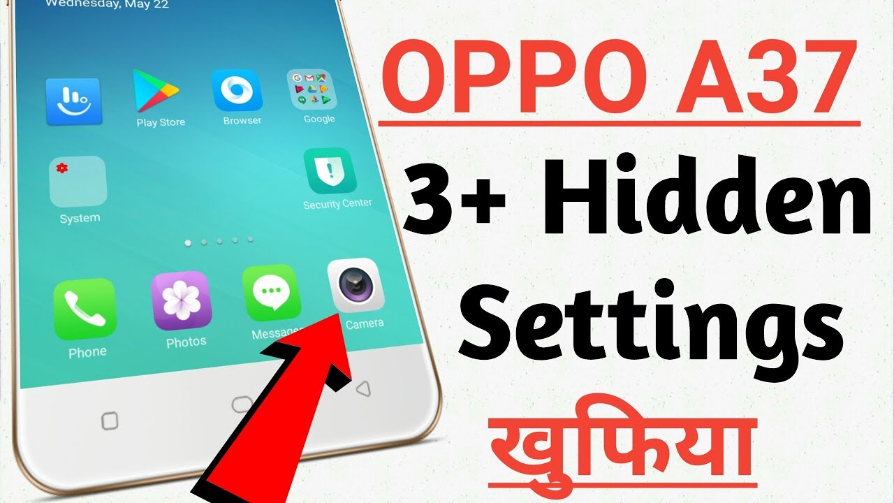Oppo A37 Camera Settings Videos - Waoweo