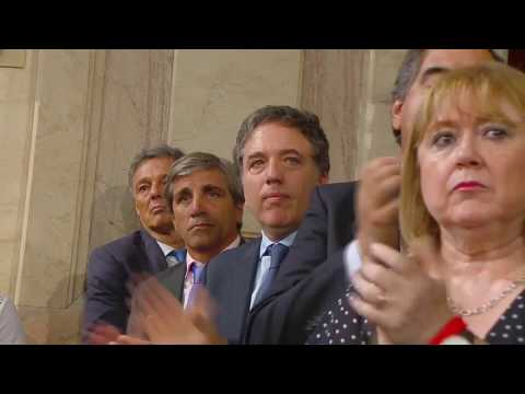 Macri inauguró las sesiones ordinarias en el Congreso: su discurso