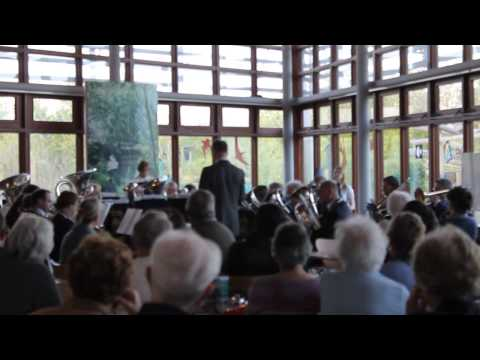 'No Business Like Showbusiness' performed by the Hitchin Brass Band