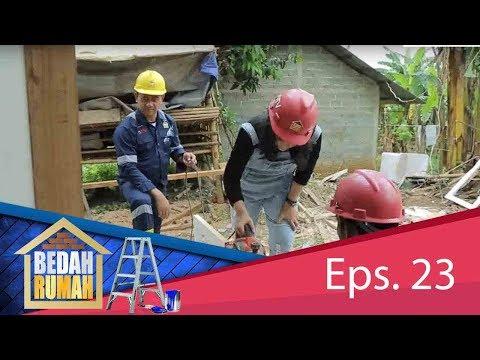 Kesenangan Saat Liburan! Keluarga Pak Kisa Main Air | BEDAH RUMAH EPS.23 (3/4)