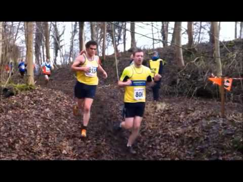 Oxford Mail Cross Country League, 2015, Cirencester Park.