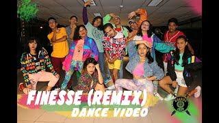 Bruno Mars - Finesse (Remix) [Feat. Cardi B] [Dance Video] by Kharma Crew