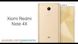 Опыт использования Xiaomi Redmi Note 4x от GeekStarter