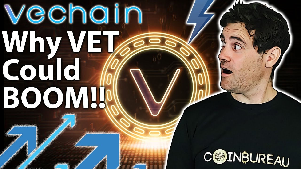 Why VeChain has INSANE Potential!! VET 💯