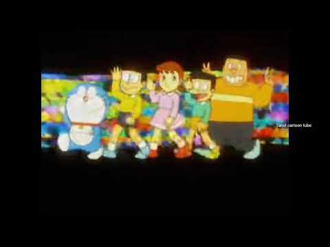 Doraemon tamil - soul baton| டோரேமான் - உயிர் குடுக்கும் பிரம்பு